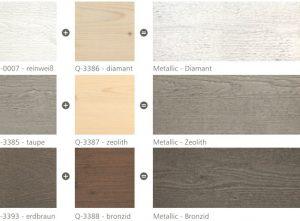 Farby Mocopinus paleta kolorów Metallic-Farbe cz 1 z 2