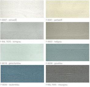 Farby do drewna mocopinus. paleta kolorw kryjacych cz 1 z 3. holzfarbe deckend