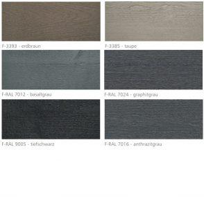 Farby do drewna mocopinus. paleta kolorw kryjacych cz 3 z 3. holzfarbe deckend