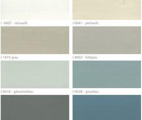 Farby Mocopinus farby do wewnątrz paleta kolorów 1 z 3