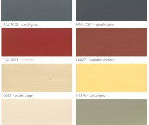 Farby Mocopinus farby do wewnątrz paleta kolorów 2 z 3